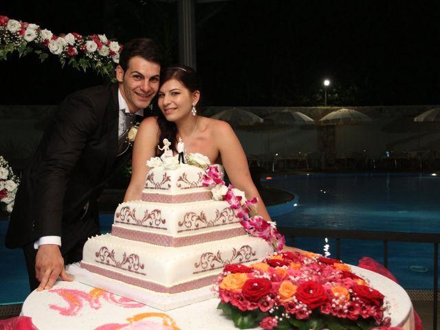 Il matrimonio di Mauro e Francesca a Belvedere  Marittimo, Cosenza 211