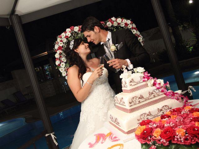 Il matrimonio di Mauro e Francesca a Belvedere  Marittimo, Cosenza 216