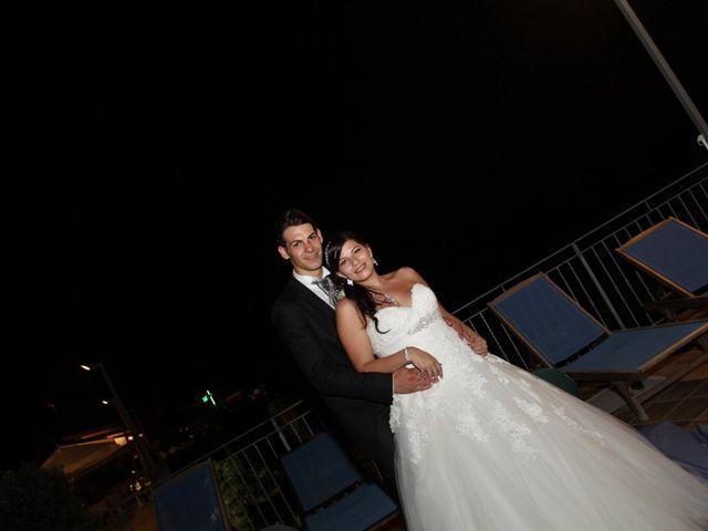 Il matrimonio di Mauro e Francesca a Belvedere  Marittimo, Cosenza 217
