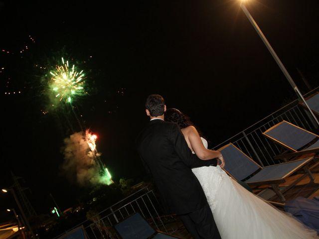 Il matrimonio di Mauro e Francesca a Belvedere  Marittimo, Cosenza 218