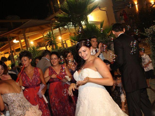 Il matrimonio di Mauro e Francesca a Belvedere  Marittimo, Cosenza 220