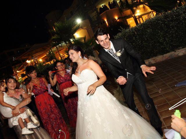Il matrimonio di Mauro e Francesca a Belvedere  Marittimo, Cosenza 221