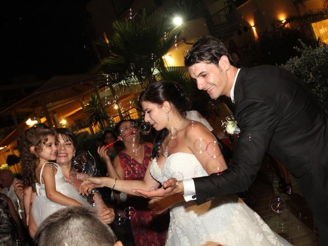 Il matrimonio di Mauro e Francesca a Belvedere  Marittimo, Cosenza 222