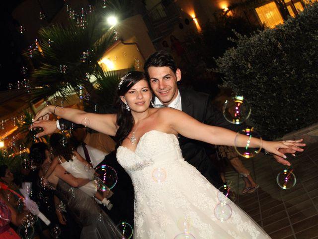 Il matrimonio di Mauro e Francesca a Belvedere  Marittimo, Cosenza 224