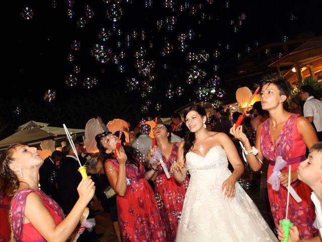 Il matrimonio di Mauro e Francesca a Belvedere  Marittimo, Cosenza 226