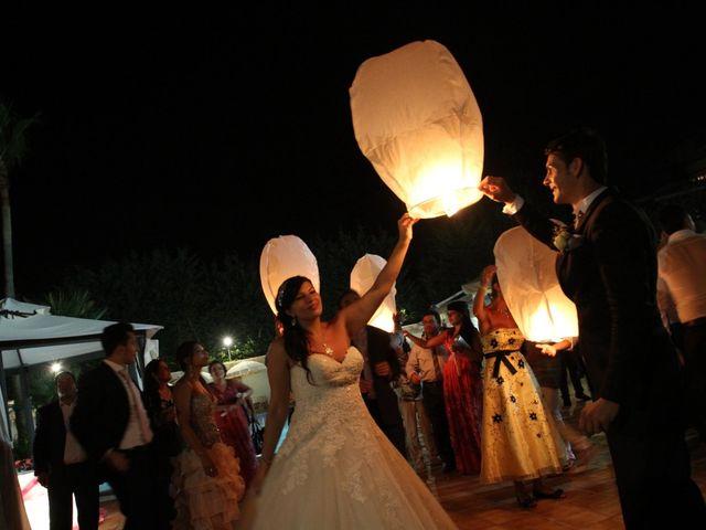 Il matrimonio di Mauro e Francesca a Belvedere  Marittimo, Cosenza 230