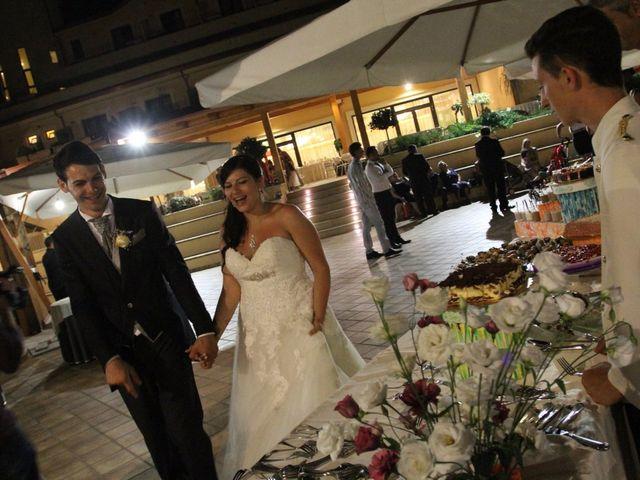 Il matrimonio di Mauro e Francesca a Belvedere  Marittimo, Cosenza 234