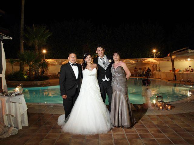 Il matrimonio di Mauro e Francesca a Belvedere  Marittimo, Cosenza 238