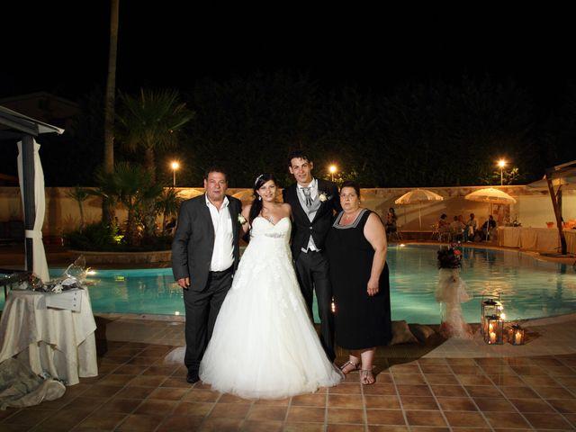 Il matrimonio di Mauro e Francesca a Belvedere  Marittimo, Cosenza 239