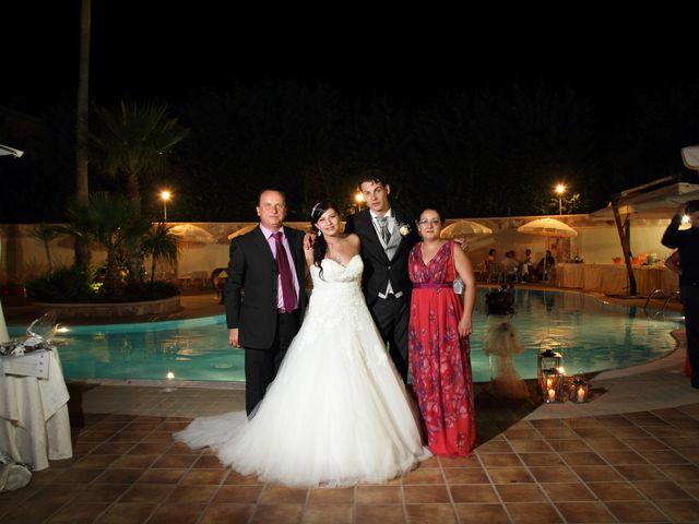 Il matrimonio di Mauro e Francesca a Belvedere  Marittimo, Cosenza 240