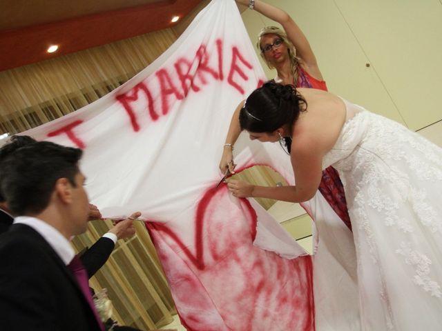 Il matrimonio di Mauro e Francesca a Belvedere  Marittimo, Cosenza 245