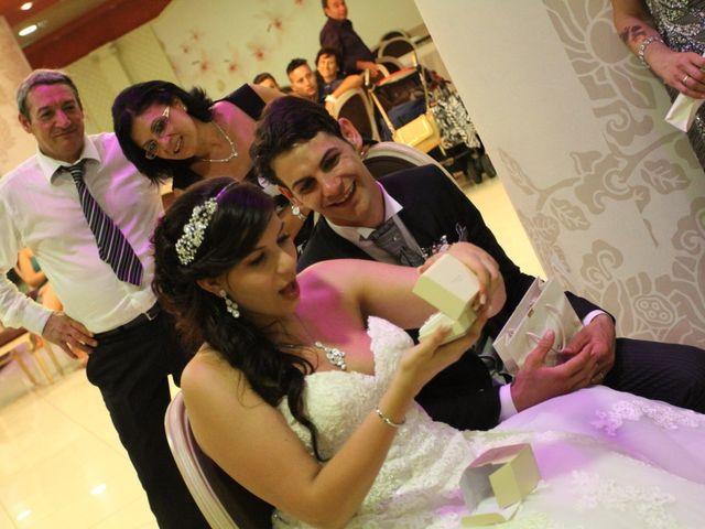 Il matrimonio di Mauro e Francesca a Belvedere  Marittimo, Cosenza 251