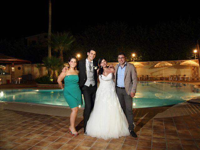 Il matrimonio di Mauro e Francesca a Belvedere  Marittimo, Cosenza 258