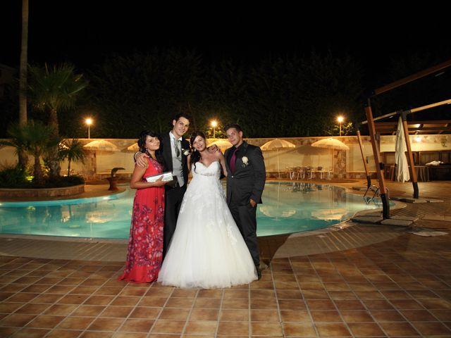 Il matrimonio di Mauro e Francesca a Belvedere  Marittimo, Cosenza 259
