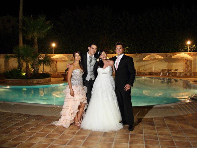 Il matrimonio di Mauro e Francesca a Belvedere  Marittimo, Cosenza 260
