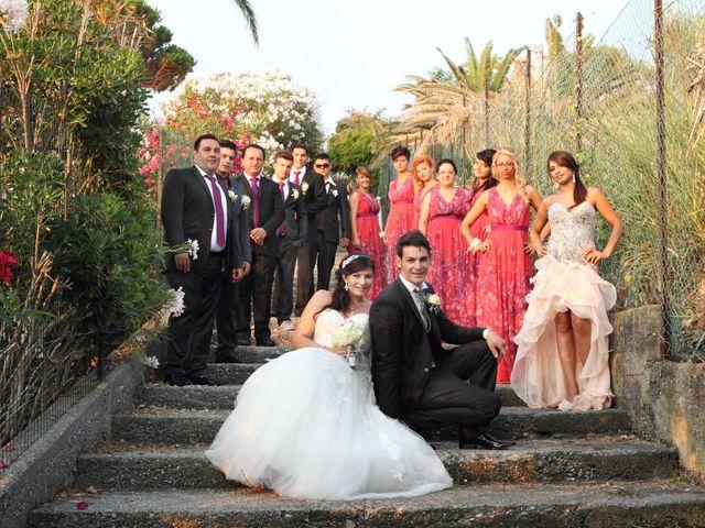 Il matrimonio di Mauro e Francesca a Belvedere  Marittimo, Cosenza 268
