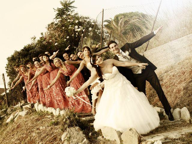Il matrimonio di Mauro e Francesca a Belvedere  Marittimo, Cosenza 270