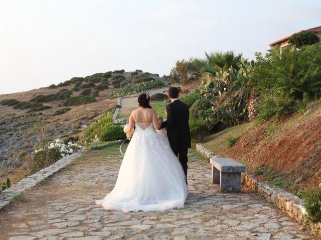 Il matrimonio di Mauro e Francesca a Belvedere  Marittimo, Cosenza 271