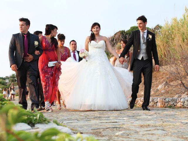 Il matrimonio di Mauro e Francesca a Belvedere  Marittimo, Cosenza 274