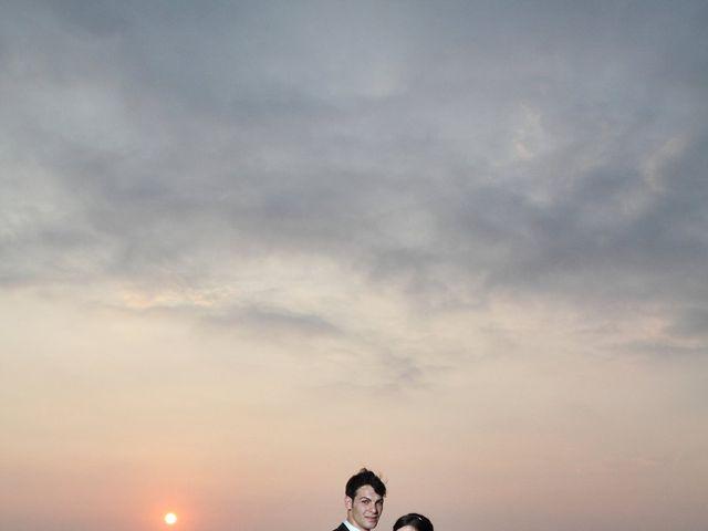 Il matrimonio di Mauro e Francesca a Belvedere  Marittimo, Cosenza 285