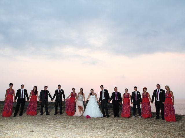 Il matrimonio di Mauro e Francesca a Belvedere  Marittimo, Cosenza 287