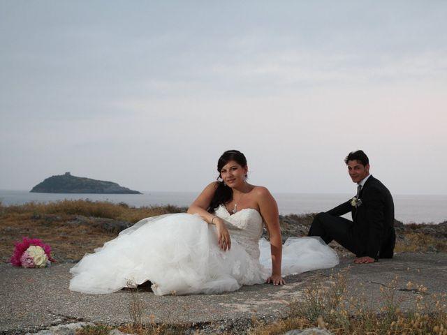 Il matrimonio di Mauro e Francesca a Belvedere  Marittimo, Cosenza 290