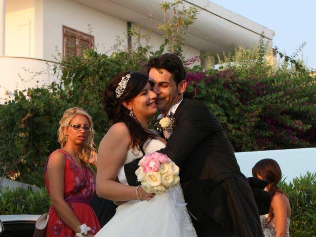 Il matrimonio di Mauro e Francesca a Belvedere  Marittimo, Cosenza 302