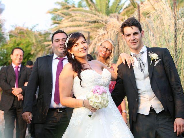 Il matrimonio di Mauro e Francesca a Belvedere  Marittimo, Cosenza 304