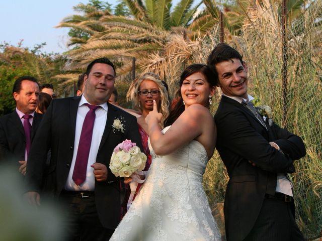 Il matrimonio di Mauro e Francesca a Belvedere  Marittimo, Cosenza 305