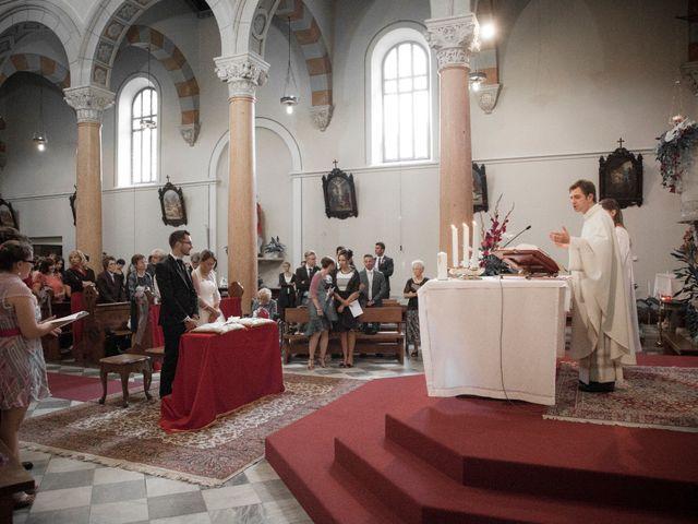 Il matrimonio di Marco e Chiara a Gorizia, Gorizia 43