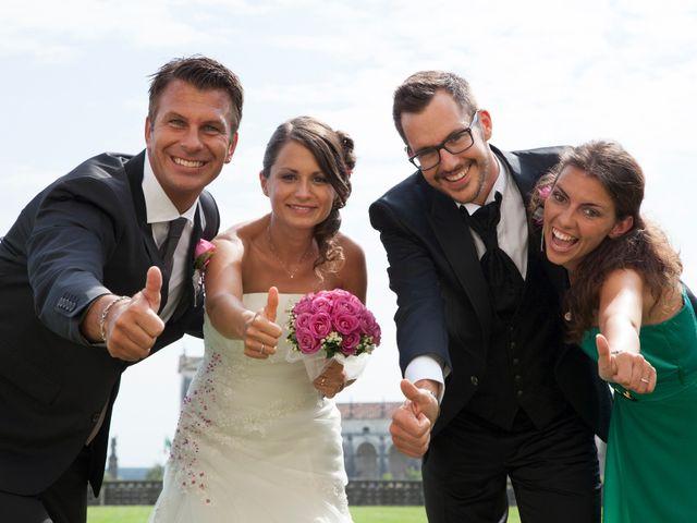 Il matrimonio di Marco e Chiara a Gorizia, Gorizia 76