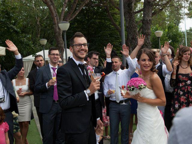 Il matrimonio di Marco e Chiara a Gorizia, Gorizia 79