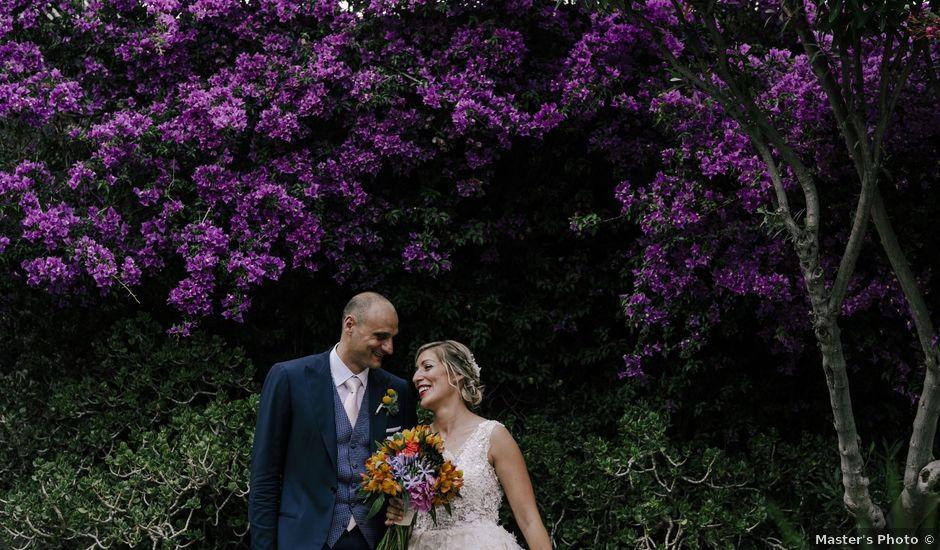 Il matrimonio di Aurelio e Antonella a Aci Castello, Catania