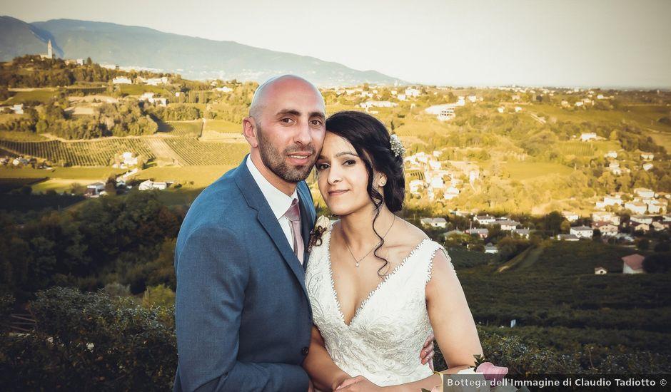 Il matrimonio di Alex e Olivia a Conegliano, Treviso