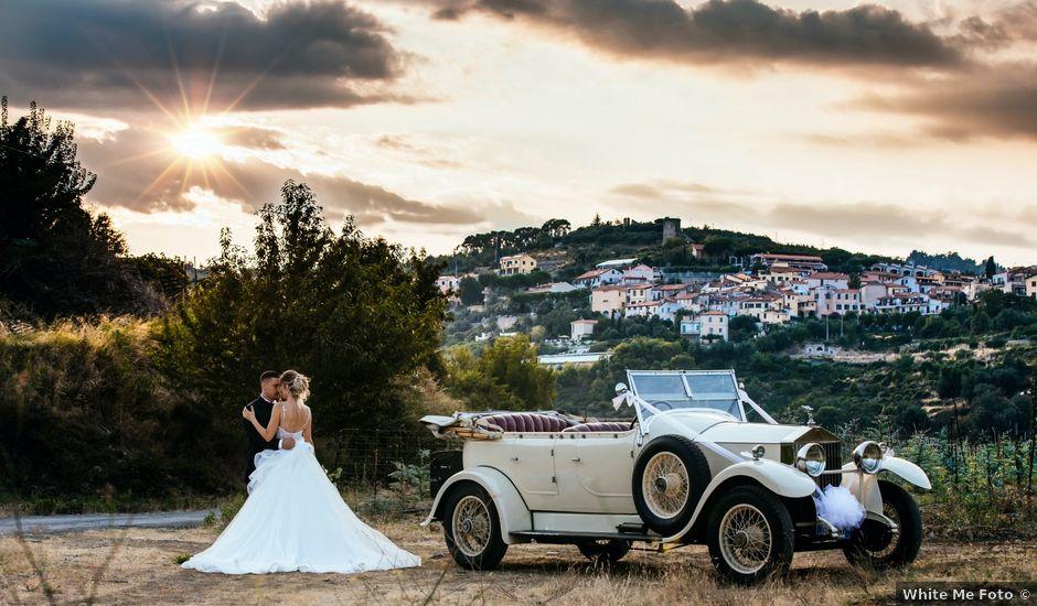 Il matrimonio di Luca e Cristina a Riva Ligure, Imperia