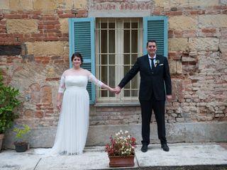 Le nozze di Christine e Douglas