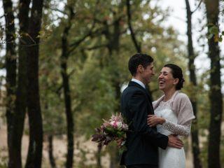 Le nozze di Cecilia e Miguel