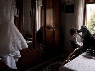 le nozze di Simona e Paolo 1