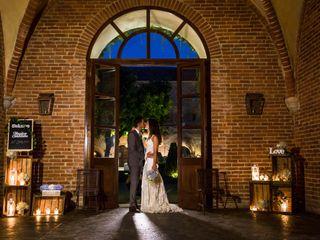Le nozze di Hayley e Cristian