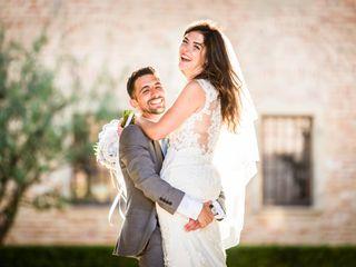 Le nozze di Hayley e Cristian 1