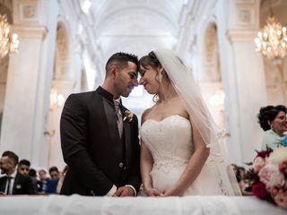Le nozze di Omar e Paola