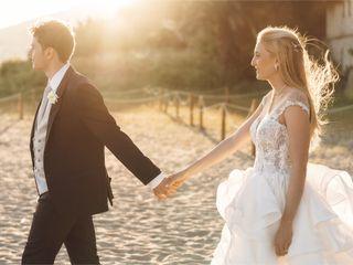 Le nozze di Laura e Joel