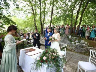 Le nozze di Beatrice  e Giorgio