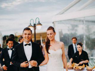 Le nozze di Ilenya e Andrea