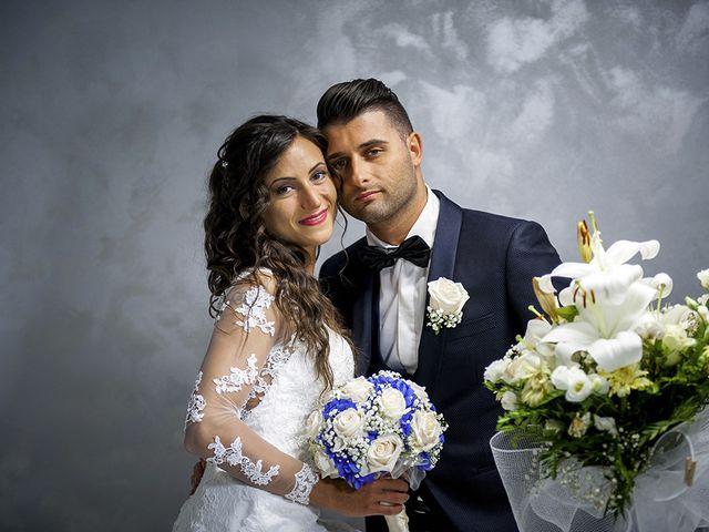 le nozze di Michela e Elia