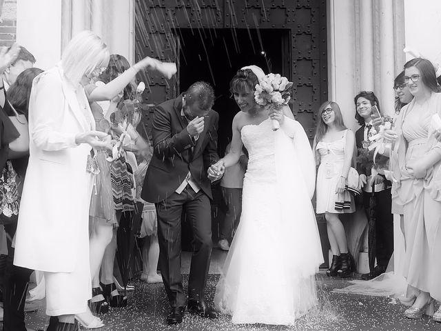 Il matrimonio di Massimo e Laura a Brescia, Brescia 7