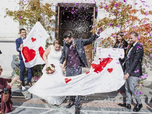 Il matrimonio di Maurizio e Francesca a Busto Arsizio, Varese 8