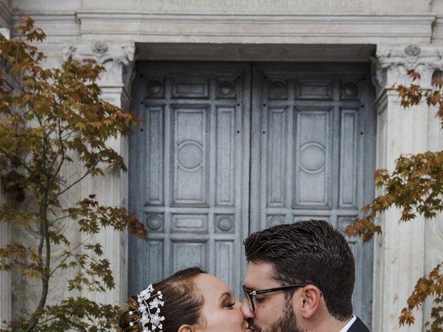 Il matrimonio di Maurizio e Francesca a Busto Arsizio, Varese 12