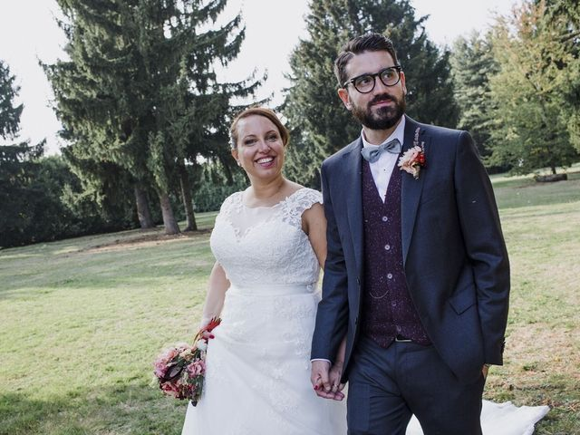 Il matrimonio di Maurizio e Francesca a Busto Arsizio, Varese 23