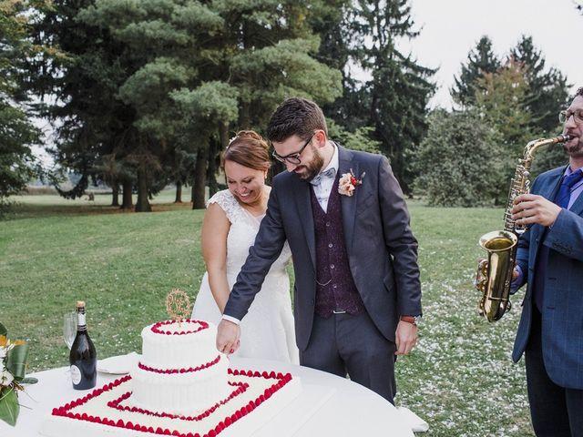 Il matrimonio di Maurizio e Francesca a Busto Arsizio, Varese 28